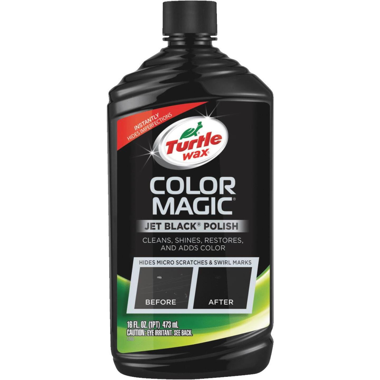 Turtle Wax Color Magic 16 oz Liquid Car Wax Image 1