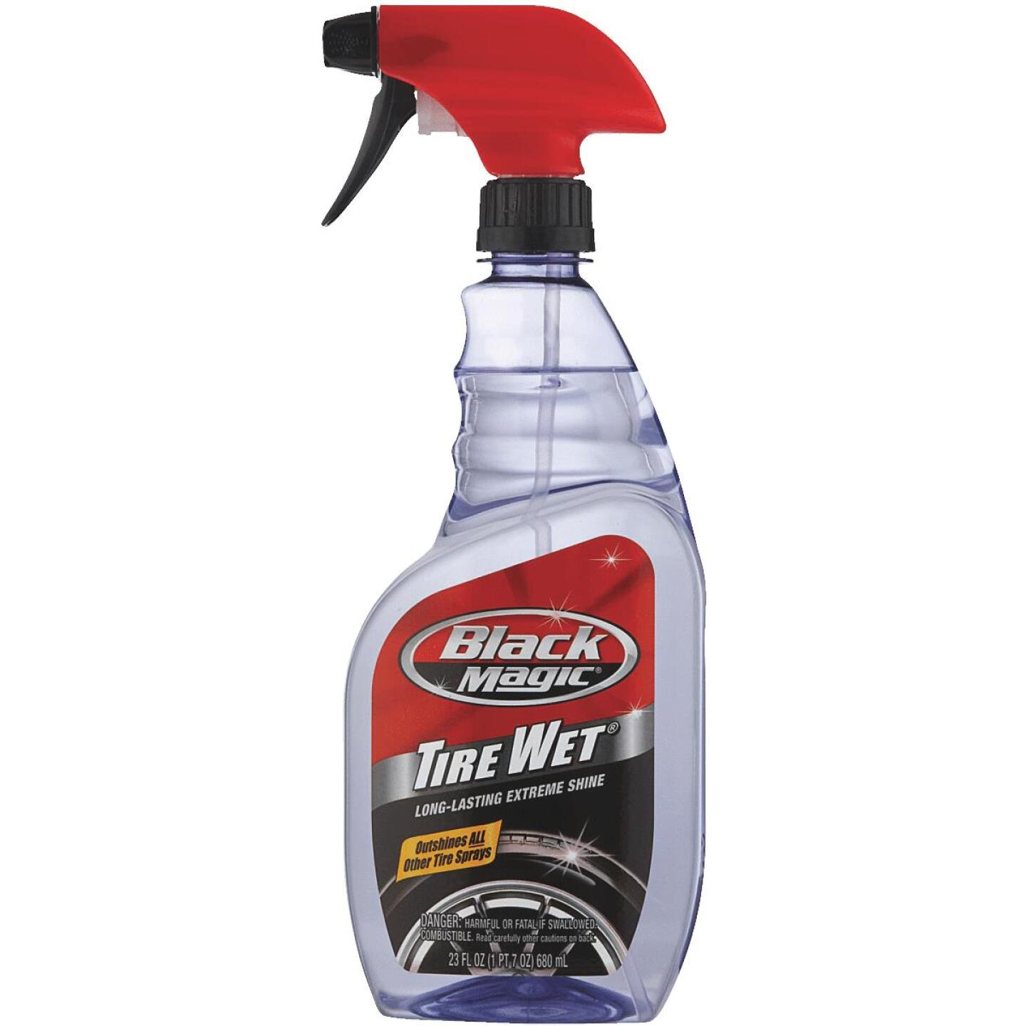 Black Magic 23 Oz. Trigger Spray Tire Cleaner Image 1