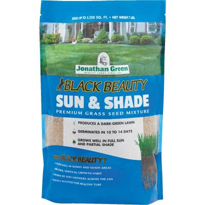 Jonathan Green Black Beauty 7 Lb. 2625 Sq. Ft. Coverage Sun & Shade Grass Seed