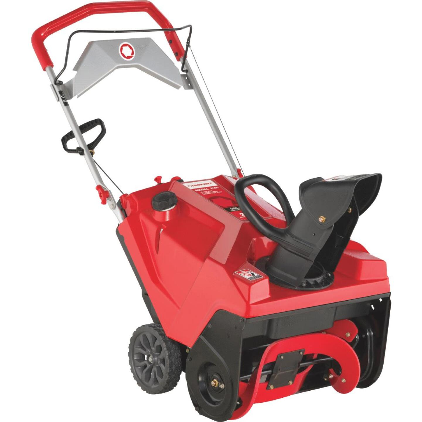 Troy-Bilt Squall 2100 21 In. 208cc Single-Stage Gas Snow Blower Image 2