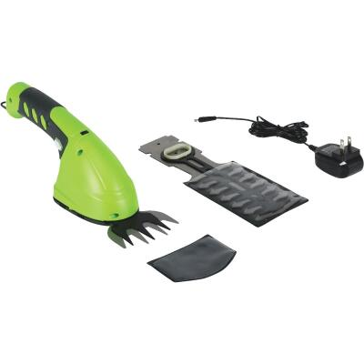 Greenworks 5 In. 7.2V Lithium Ion Cordless Grass Shear & Shrubber