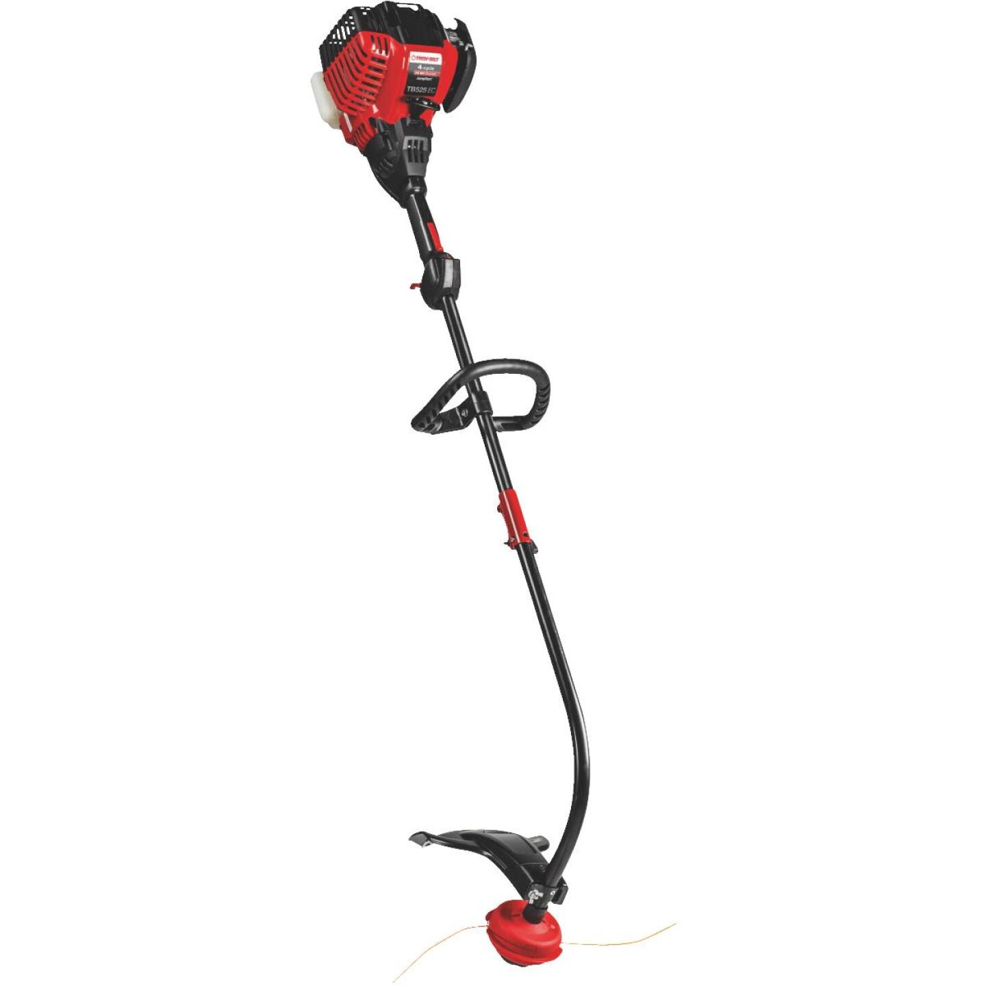 Troy-Bilt TB525EC 17 In. 29CC 4-Cycle Curved Gas String Trimmer Image 2