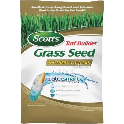 Scotts Turf Builder 3 Lb. Up To 750 Sq. Ft. Coverage Southern Gold Tall Fescue Grass Seed